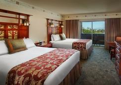 Disney's Grand Californian Hotel and Spa - Anaheim - Bedroom
