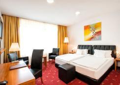 Hotel California am Kurfürstendamm - Berlin - Bedroom