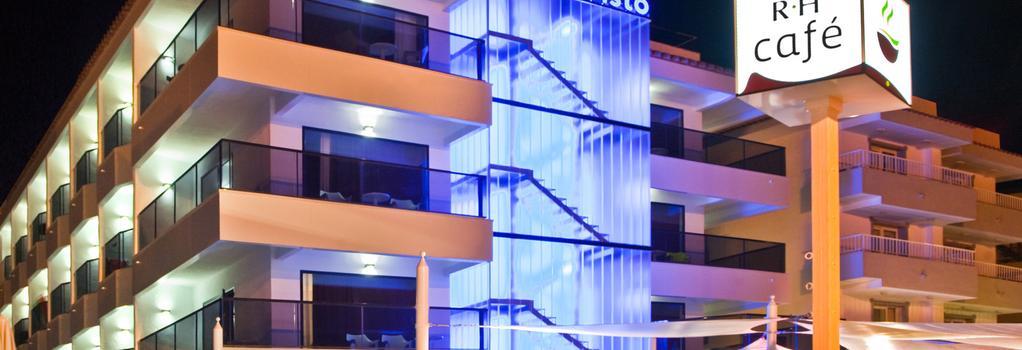 Hotel Boutique Rh Portocristo - Peniscola - Building