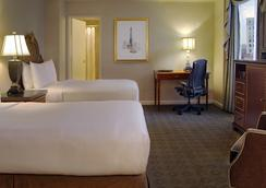 Hilton Chicago - Chicago - Bedroom