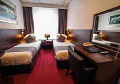 Hotel City Garden Amsterdam - Amsterdam - Bedroom