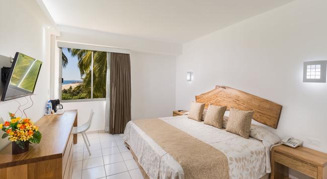 Posada Real Puerto Escondido - Puerto Escondido - Bedroom