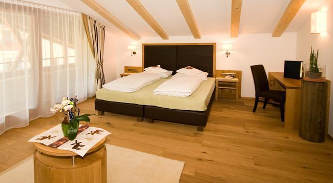 Sporthotel Zoll - Vipiteno - Bedroom