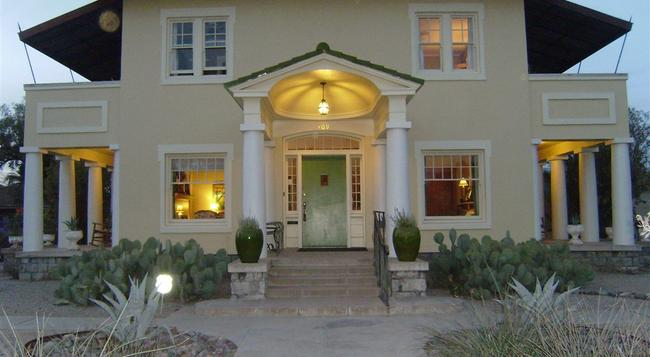 Catalina Park Inn Bed and Breakfast - Tucson - Building