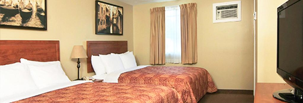Travellers Haven Motel - Ottawa - Bedroom