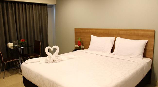 14 Residence - Bangkok - Bedroom