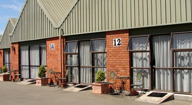 193 Aorangi Manor Motel - Blenheim - Building