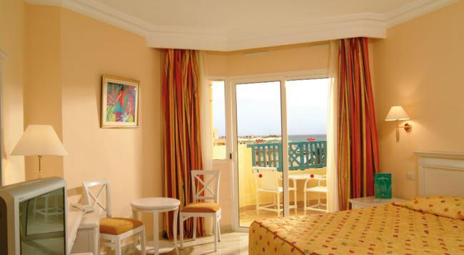 Hotel Bellevue Park - Port El-Kantaoui - Bedroom