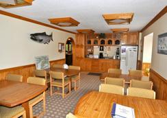 Soldotna Alaska Fishing Lodge - Soldotna - Restaurant