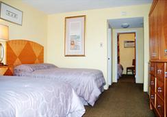 Royal Canadian Motel - Wildwood - Bedroom