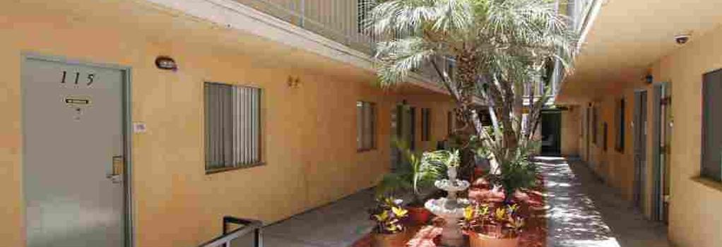 Hillcrest Inn Hotel - San Diego - Patio