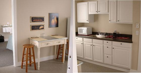 Port Angeles Downtown Hotel - Port Angeles - Kitchen