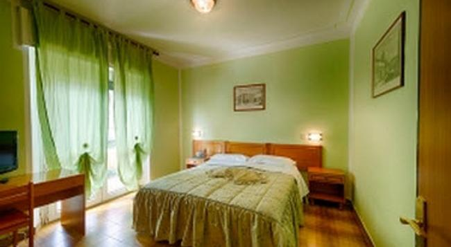 Albergo Mancuso Del Voison - Aosta - Bedroom