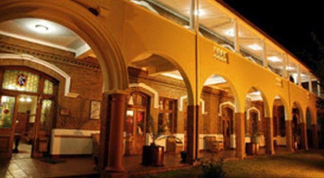 Kimberley Club Boutique Hotel - Kimberley - Building