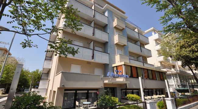Hotel Alhambra - Rimini - Building
