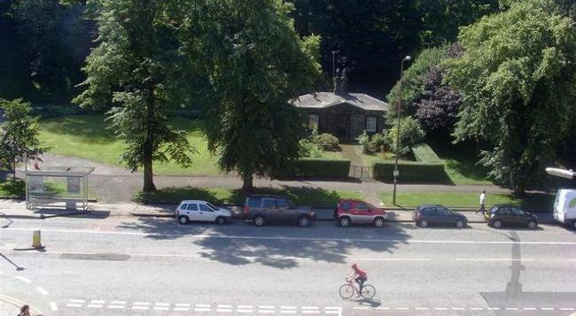 The Palace Comfort Lodge - Edinburgh - Outdoor view