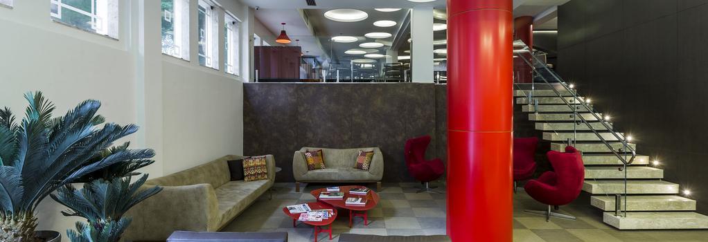 Arosa Rio Hotel - Rio de Janeiro - Lobby