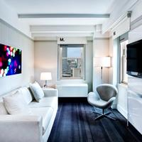 Row NYC Executive Suite Living Room