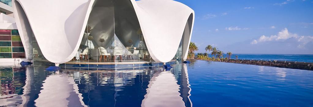 La Concha Renaissance San Juan Resort - San Juan - Building