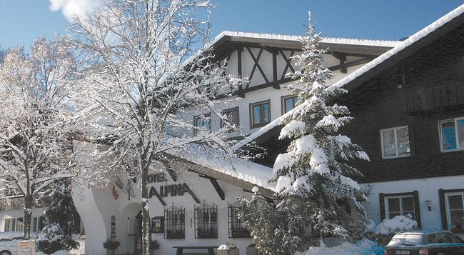H+ Hotel Alpina Garmisch-Partenkirchen - Garmisch-Partenkirchen - Building