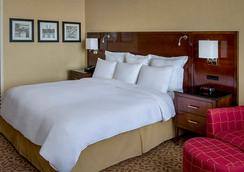 New York LaGuardia Airport Marriott - Queens - Bedroom