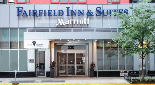 Fairfield Inn and Suites by Marriott New York Manhattan Times Square - New York - Building
