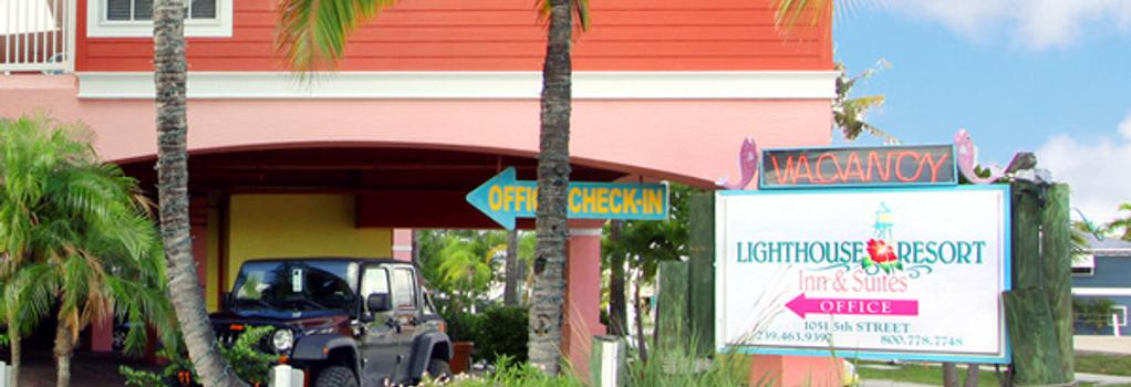 Lighthouse Resort Inn And Suites - Fort Myers Beach - Building