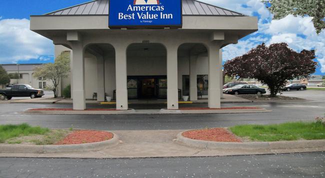 Americas Best Value Inn Moline - Moline - Building