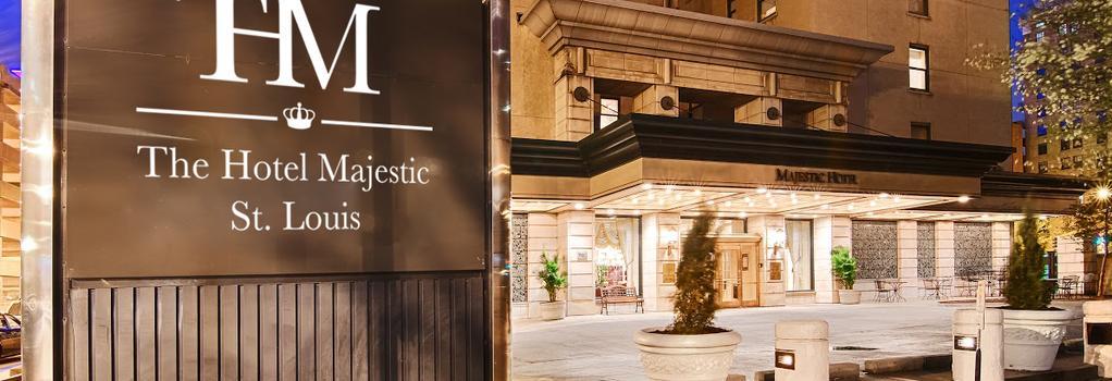 The Hotel Majestic St. Louis - St. Louis - Building