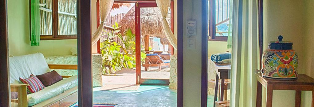 Playa Canek Boutique Eco Hotel - Tulum - Bedroom