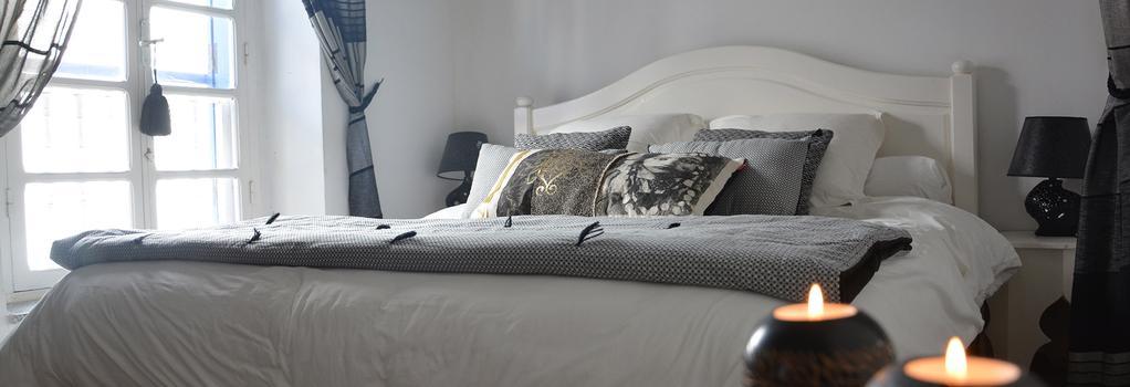 Ryad Lyon Mogador - Essaouira - Bedroom