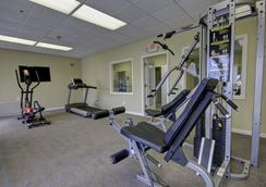 Coastal Palms Inn & Suites - Ocean City - Gym