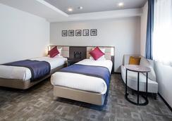 Hotel Mystays Kanda - Tokyo - Bedroom