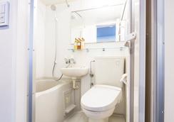 Hotel Mystays Kanda - Tokyo - Bathroom