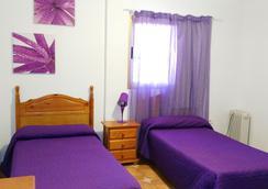 Pensión Amparo Las Hayas - Valle Gran Rey - Bedroom