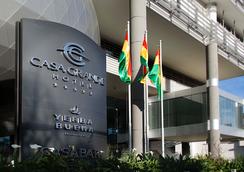 Casa Grande Hotel - La Paz - Building