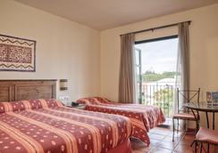 Portaventura Hotel El Paso - Theme Park Tickets Included - Salou - Bedroom