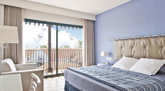 Hotel Portaventura - Theme Park Tickets Included - Salou - Bedroom