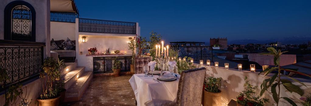 Riad Star by Marrakech Riad - Marrakesh - Balcony