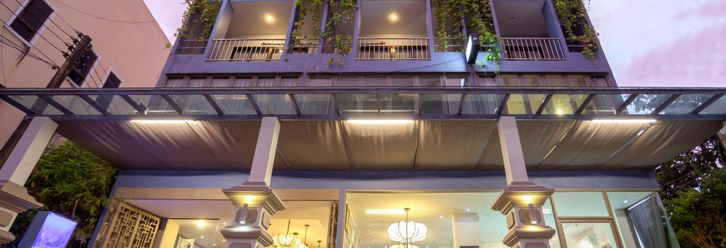 Sino Inn - Phuket City - Building