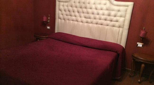 Hotel Foro Romano - Rome - Bedroom