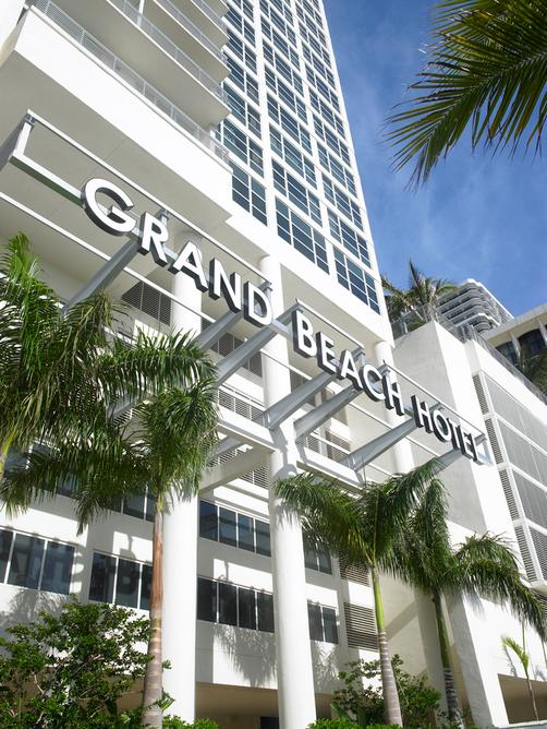 Grand Beach Hotel - Miami Beach - Building