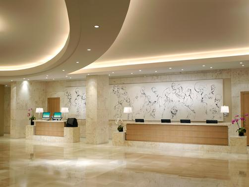 Grand Beach Hotel - Miami Beach - Front desk