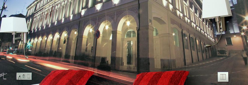 Enara Boutique Hotel - Valladolid - Building