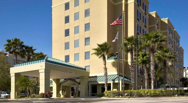 SpringHill Suites by Mariott Orlando Convention Center Intl Drive Area - Orlando - Building