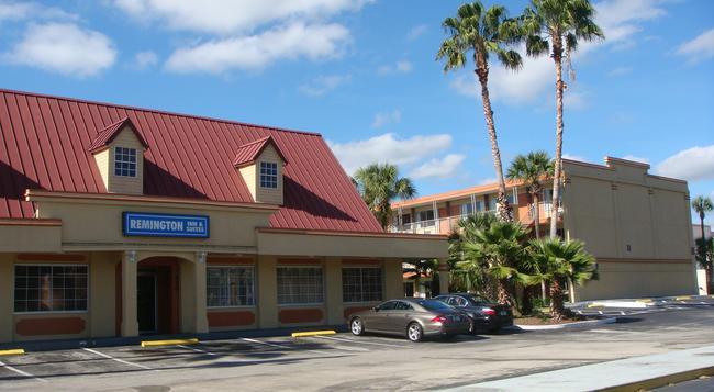 Remington Inn and Suites - Altamonte Springs - Building