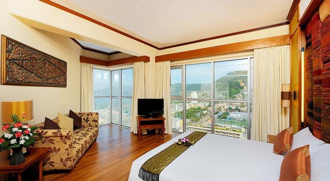 The Royal Paradise Hotel & Spa - Phuket City - Bedroom