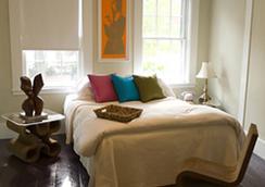Vanessa Noel Hotel Green - Nantucket - Bedroom