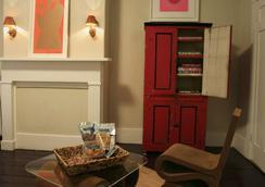 Vanessa Noel Hotel Green - Nantucket - Lobby