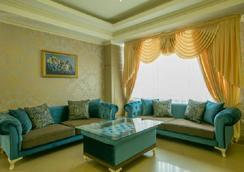 Grand Sapphire Hotel - Almaty - Lobby